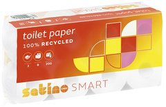 Toiletpapier Mini Rollen